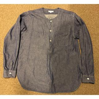 エンジニアードガーメンツ(Engineered Garments)のMサイズ アービンシャツ IRVING SHIRT(Tシャツ/カットソー(七分/長袖))