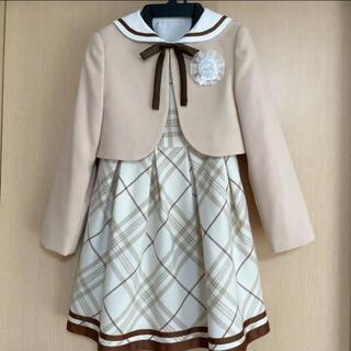 ヒロミチナカノ(HIROMICHI NAKANO)のキッズ フォーマル ワンピース スカート ブランド 女の子 スーツ 子供服(ドレス/フォーマル)