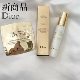 Dior - 新製品 ディオール プレステージ ホワイトオレオエッセンスローション 目元美容液