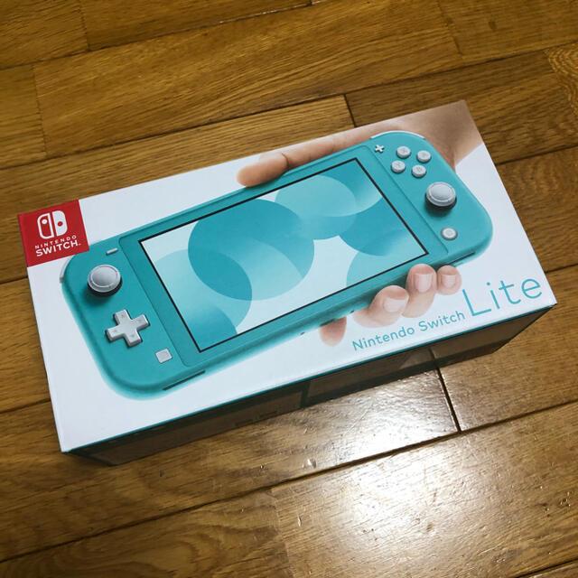 任天堂(ニンテンドウ)のNintendo任天堂 スイッチライト SWICH Lite エンタメ/ホビーのゲームソフト/ゲーム機本体(家庭用ゲーム機本体)の商品写真