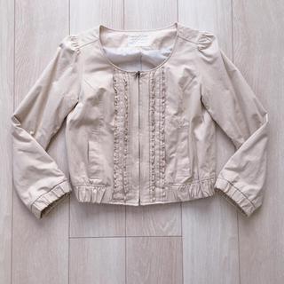 Feroux - ノーカラージャケット