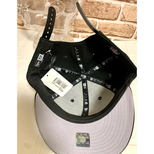 NEW ERA(ニューエラー)の❣️新品未使用NEWERA YOUTH 9FIFTY❣️ メンズの帽子(キャップ)の商品写真