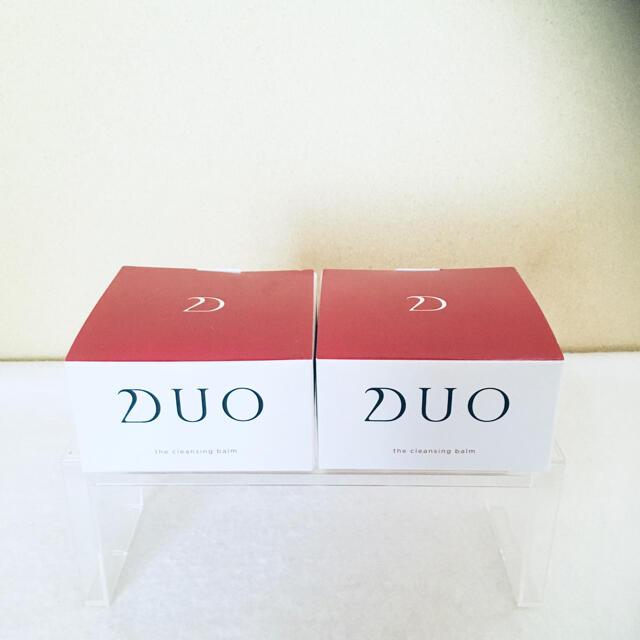 DUO  デュオ ザ クレンジングバーム  90g コスメ/美容のスキンケア/基礎化粧品(クレンジング/メイク落とし)の商品写真