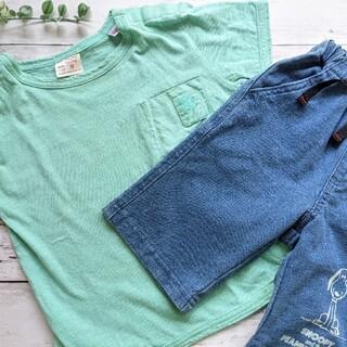 ザラ(ZARA)のZara Baby Boy♡Tシャツとデニムパンツの上下セット♡(Tシャツ/カットソー)