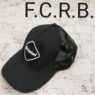 エフシーアールビー(F.C.R.B.)のF.C.R.B. エフシーアールビー スナップバックメッシュキャップ(キャップ)