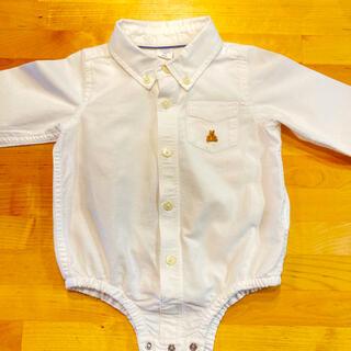 babyGAP - GAP☆シャツロンパース