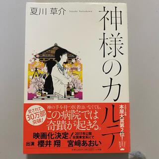 アラシ(嵐)の神様のカルテ(文学/小説)