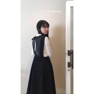 STUDIOUS - yuki shimane  20aw ワンピース 完売