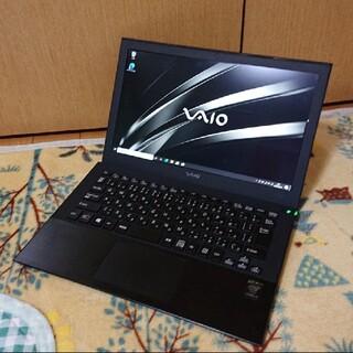 SONY - 訳あり!超軽量!VAIO pro11!ノートパソコン i3 高速SSD搭載!