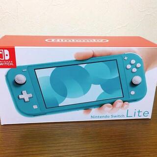 Nintendo Switch - Switchライト ターコイズ