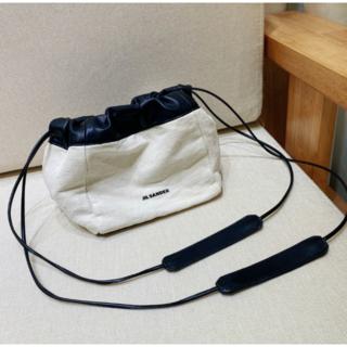 ジルサンダー(Jil Sander)の新品未使用☆ JIL SANDER ドローストリングバッグ #18(バッグパック/リュック)