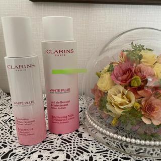 CLARINS - ✨クラランスホワイトプラス 化粧水・乳液お徳セット✨