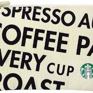 Starbucks Coffee - STARBUCKS スターバックス クラッチ バッグ ポーチ