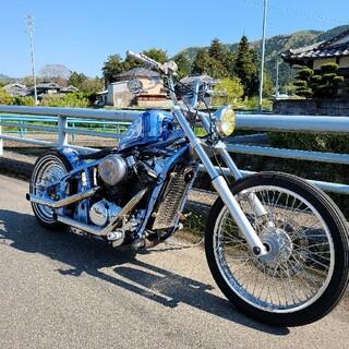 カワサキ - 兵庫 バルカン400フルカスタム
