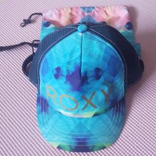 Roxy - 【美品】ROXY サーフキャップ