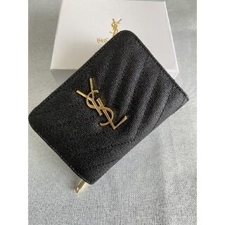 Yves Saint Laurent Beaute - 激売れ! Y❀SL 折り財布 小銭入れ 綺麗