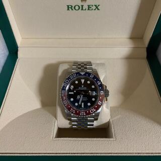 ROLEX - 新品未使用Rolex ロレックス gmtマスター2 ペプシ