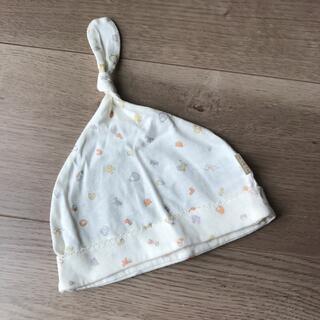 セレク(CELEC)のCELEC 新生児帽子 40-44cm(帽子)