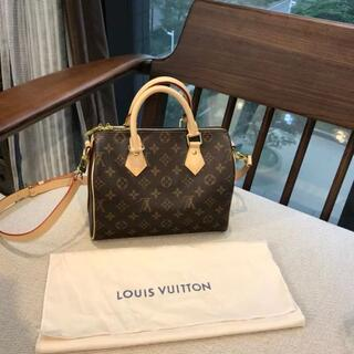 LOUIS VUITTON - 新品未使用品LOUIS VUITTON スピーディ25ミニボストンバッグ
