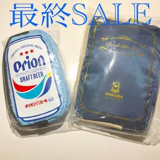 【SALE★匿名配送★新品】beerエコバッグ&トラベル◎エコバッグ(旅行用品)