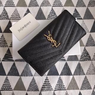Yves Saint Laurent Beaute - ❤大人気・さいふ❤ Y❀SL 長財布