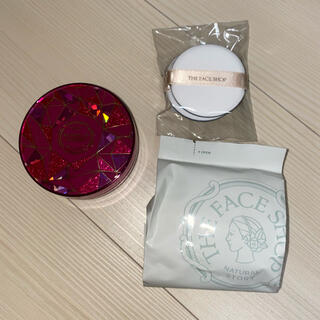 THE FACE SHOP - THE FACE SHOP クッションファンデ