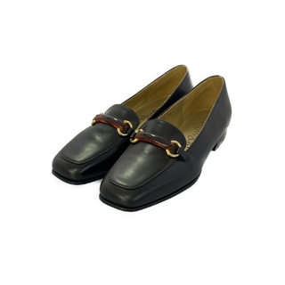 サンローラン(Saint Laurent)のイヴサンローラン  ローファー 靴(ローファー/革靴)
