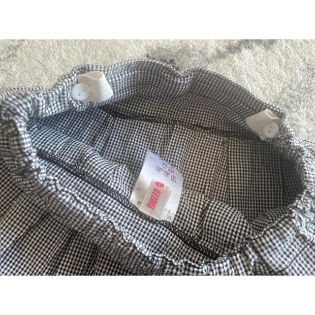 mezzo piano(メゾピアノ)のメゾピアノ◼︎スカート キッズ/ベビー/マタニティのキッズ服女の子用(90cm~)(スカート)の商品写真