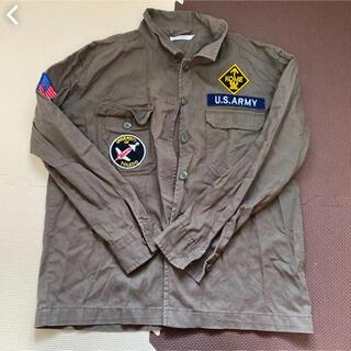 ウィゴー(WEGO)のジャケット(ナイロンジャケット)