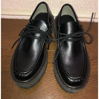 ジーユー(GU)のGU ジーユー チロリアンシューズ(ローファー/革靴)