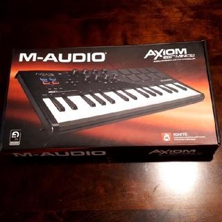 M-AUDIO Axiom AIR Mini 32 MIDIキーボード(MIDIコントローラー)