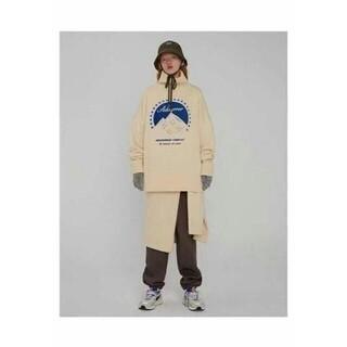 アクネ(ACNE)の新品 ADER ERROR オーバーサイズ セーター(ニット/セーター)