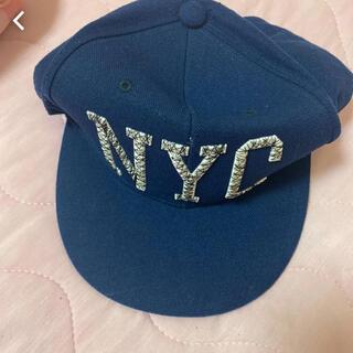 エヌワイシー(NYC)のNYC 帽子(キャップ)