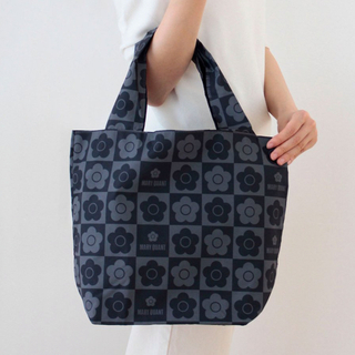MARY QUANT - 【未開封商品】マリークワント  エコバッグ マイバッグ グレー (大) 新品