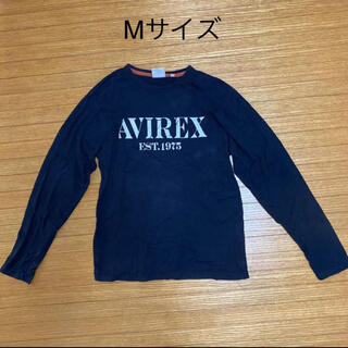 AVIREX - AVIREX 長袖Tシャツ Mサイズ