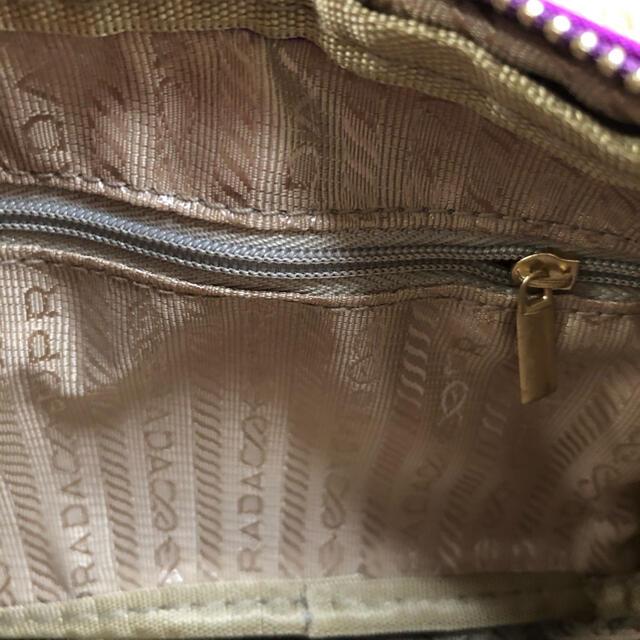 PRADA(プラダ)の★PRADA★  プラダ  ノベルティポーチ レディースのファッション小物(ポーチ)の商品写真