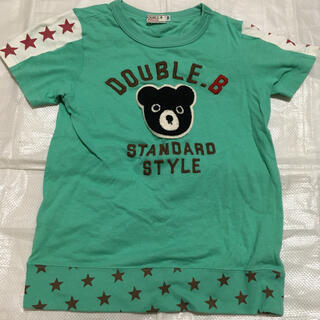 DOUBLE.B - 120 ダブルビー Tシャツ