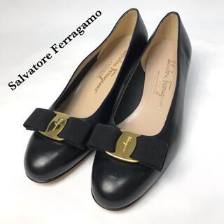 Salvatore Ferragamo - Salvatore Ferragamo フェラガモ パンプス ヴァラ シューズ