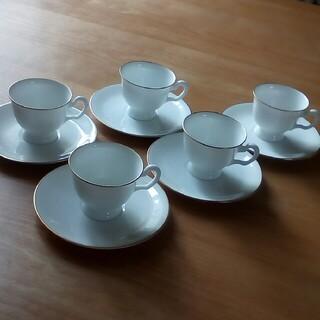 オオクラトウエン(大倉陶園)の大倉陶園デミタスカップ&ソーサー(食器)