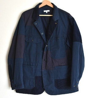 エンジニアードガーメンツ(Engineered Garments)のエンジニアドガーメンツ ロガージャケット Sサイズ(テーラードジャケット)