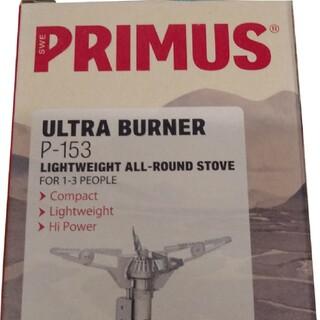 プリムス(PRIMUS)のプリムス シングルバーナー ウルトラバーナキャンプ 登山 ソロキャンプ (ストーブ/コンロ)