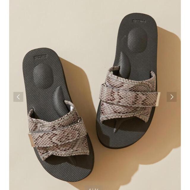 BEAUTY&YOUTH UNITED ARROWS(ビューティアンドユースユナイテッドアローズ)の【ビューティ&ユース♡別注スイコック プラットフォームサンダル】新品 レディースの靴/シューズ(サンダル)の商品写真