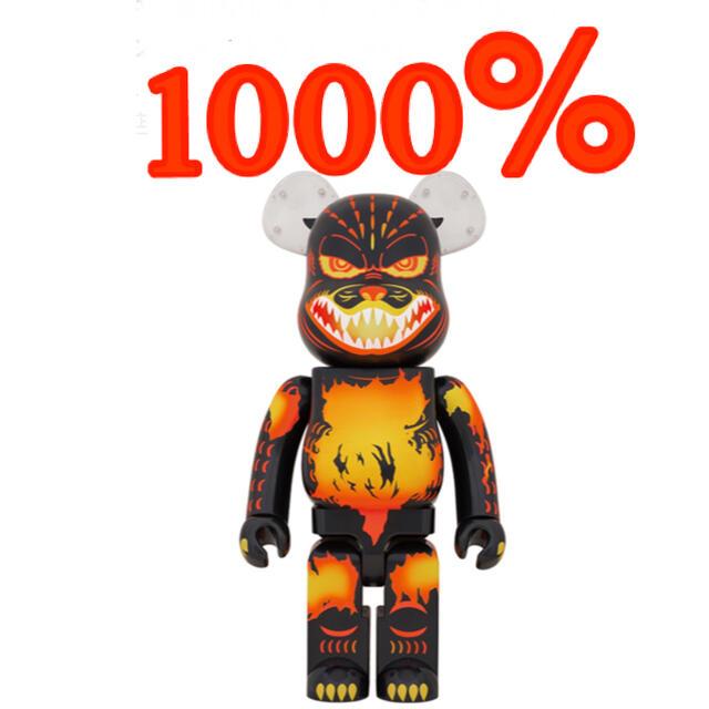 MEDICOM TOY(メディコムトイ)のBE@RBRICK ゴジラ VS デストロイア版ゴジラ 1000% エンタメ/ホビーのフィギュア(その他)の商品写真