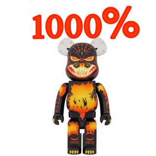 MEDICOM TOY - BE@RBRICK ゴジラ VS デストロイア版ゴジラ 1000%