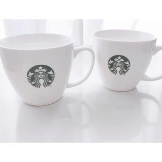 Starbucks Coffee - スタバ ビック マグカップ