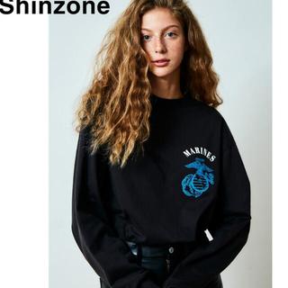 Shinzone - Shinzone  シンゾーン マリーン ロングTシャツ