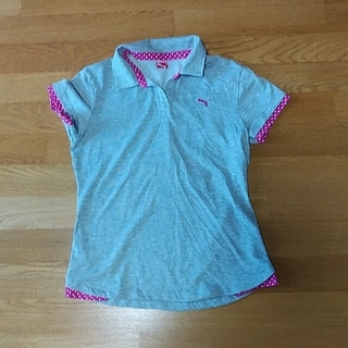 プーマ(PUMA)のしろくまさん専用 プーマのポロシャツ(ポロシャツ)