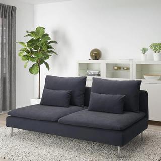 イケア(IKEA)のIKEAソファー ソーデルハムン(三人掛けソファ)