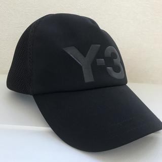 Y-3 -  Y-3 キャップ 帽子 トラッカー メッシュ