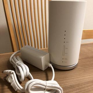 ファーウェイ(HUAWEI)のUQ WiMax Speed Wi-Fi HOME L01s (ホームルーター)(PC周辺機器)